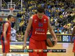 Смотреть онлайн ЦСКА – Химки видео прямая трансляция баскетбола пройдет 26-10-2014