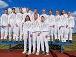 Сборная России среди юношей и девушек 13-14 лет отправилась на первенство Европы