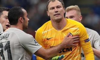 Андрей Пятов способен побить абсолютный рекорд Лиги Чемпионов