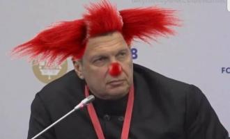 Спор между Василием Уткиным и Владимиром Соловьевым выставил последнего на посмешище