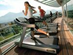 Фитнес и здоровый дух