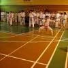 Девочки приняли участие в турнире по каратэ