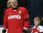 О лишении права Беларуси проводить чемпионат мира по хокею в 2014 году