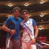 Надаль сыграл с Феррером на сцене оперного театра
