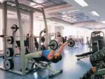 В Киеве появился фитнес-клуб со сквош-кортом