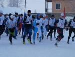 В Лавтии прошел этап Кубка Европы по зимнему триатлону