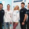 Команда Памелы Андерсон будет участвовать в гонках FIA GT