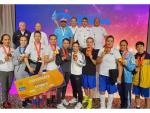 Кенес Ракишев гордится успехами женской сборной Казахстана в Дубаи