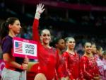 Американское золото в командном первенстве