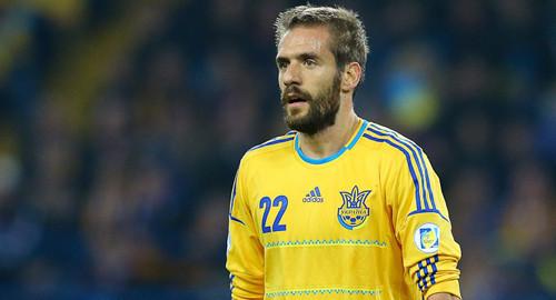 Украинский футболист покинул русский клуб