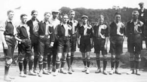 Сборная Швеции по футболу 1908