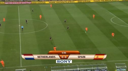 Смотреть онлайн матч ЧМ 2014 Испания Голландия