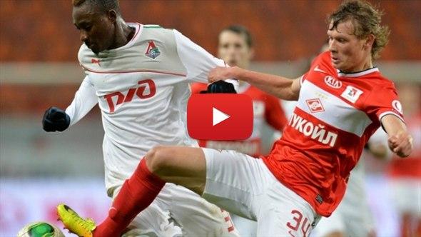 Смотреть онлайн футбол Спартак Црвена Звезда