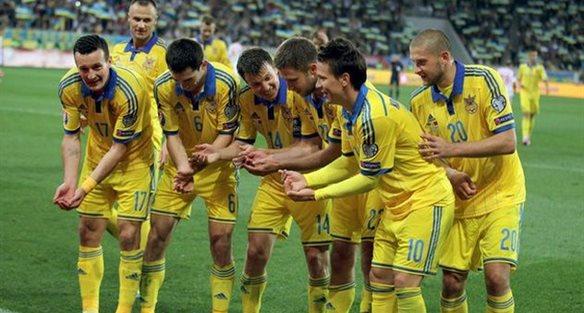 Украина Евро 2016