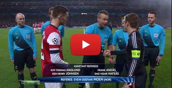 Арсенал – Андерлехт смотреть онлайн