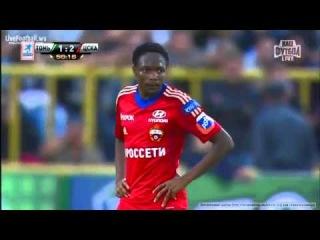 Думбия уходит из ЦСКА