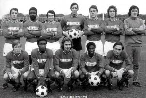 псж 1972 - 1973
