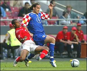 хорватия англия 2004