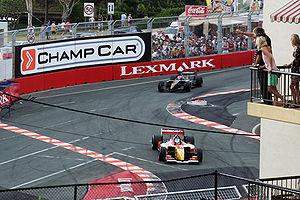 серия Indycar