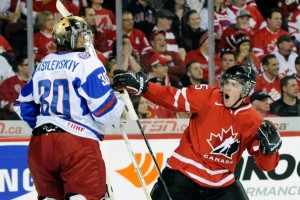 2012 World Junior Hockey Championships - Semifinal - Canada v Russia