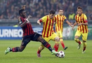 Milan Barcelona