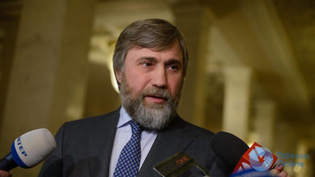 Вадим Новинский и одесский Черноморец