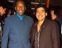 Pele-Maradona