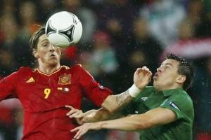 Испания-Ирландия