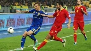 Украина-Черногория