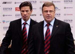 Захаркин и Быков
