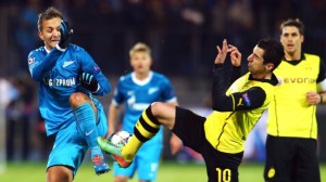 Zenit-Borussia